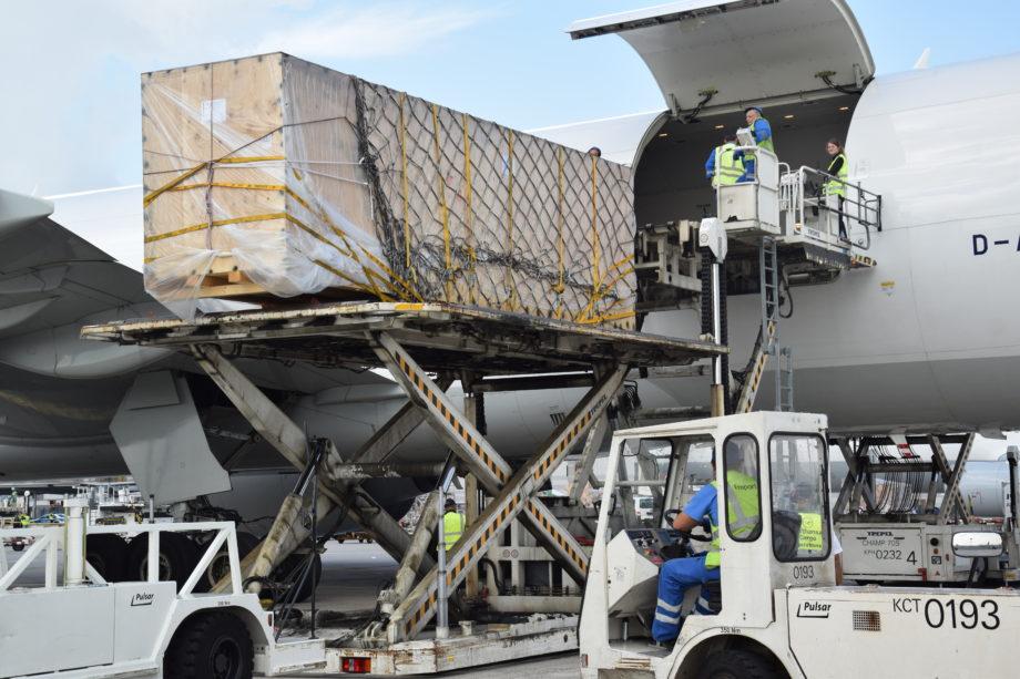 Lufthansa Cargo AG/FRA F/CI